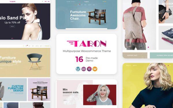 WooCommerce Verkkokauppa - Taron