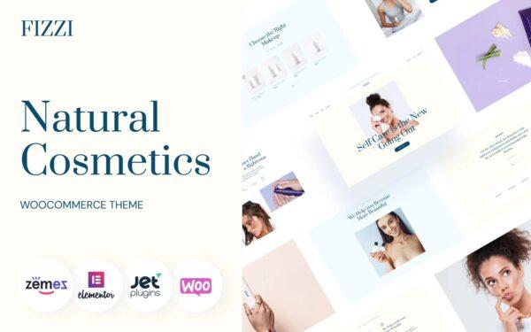 WooCommerce Verkkokauppa – Natural Cosmetics