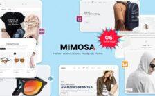 WooCommerce Verkkokauppa - Mimosa
