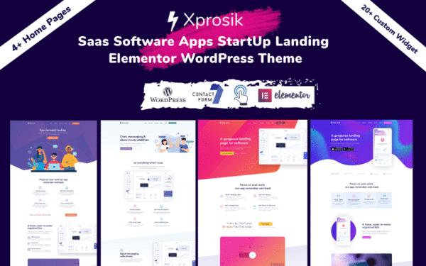 WordPress kotisivut - Xprosik