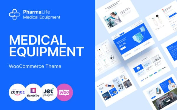 WooCommerce Verkkokauppa – PharmaLife