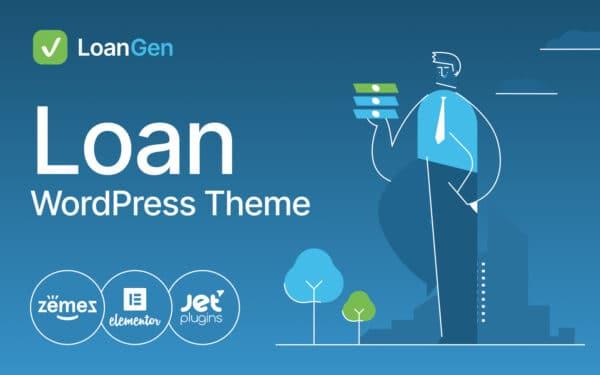 WordPress Kotisivut – LoanGen