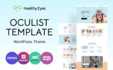 WooCommerce Verkkokauppa - HealthEyes