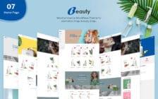 WooCommerce Verkkokauppa - Beauty
