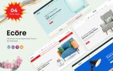 WooCommerce Verkkokauppa - Ecore