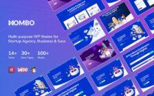 WordPress kotisivut - Mombo