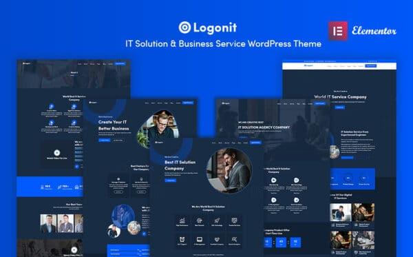 WordPress Kotisivut – Logonit