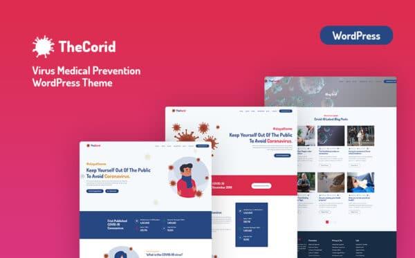 WordPress Kotisivut – Thecorid