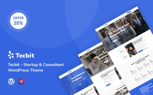 WordPress kotisivut - Tecbit