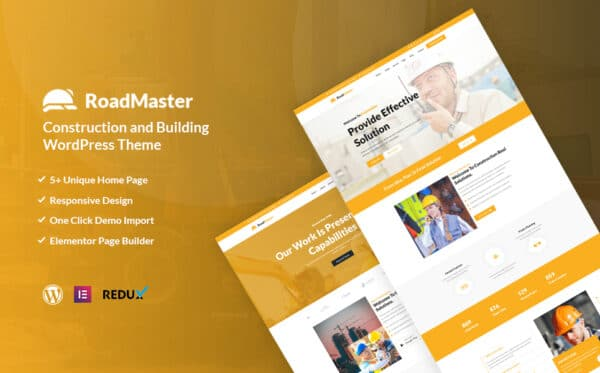 WordPress kotisivut – Roadmaster