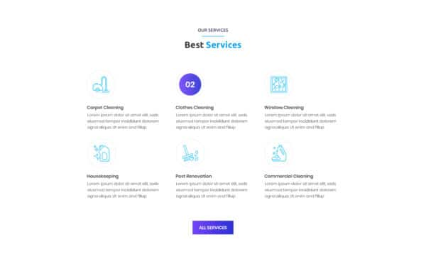 WordPress kotisivut - Laundryka