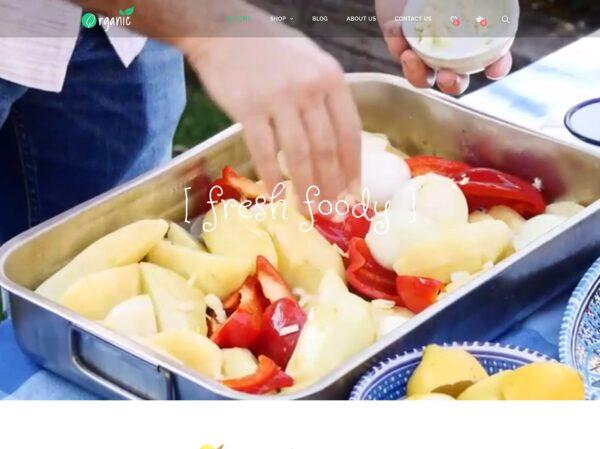 WooCommerce Verkkokauppa - Organic