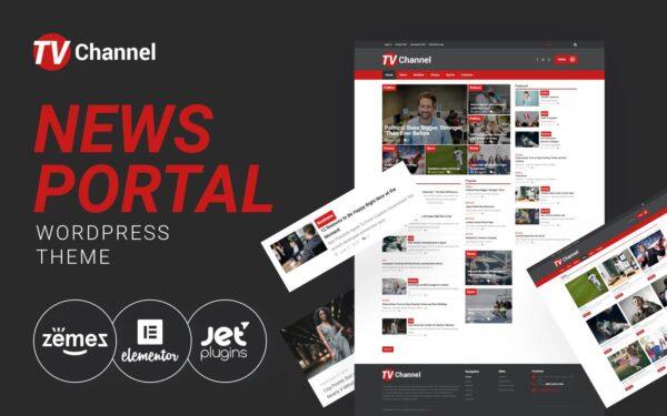 WordPress Kotisivut – TV kanava