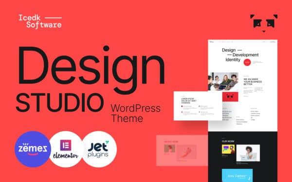 WordPress kotisivut - Icedk-Software