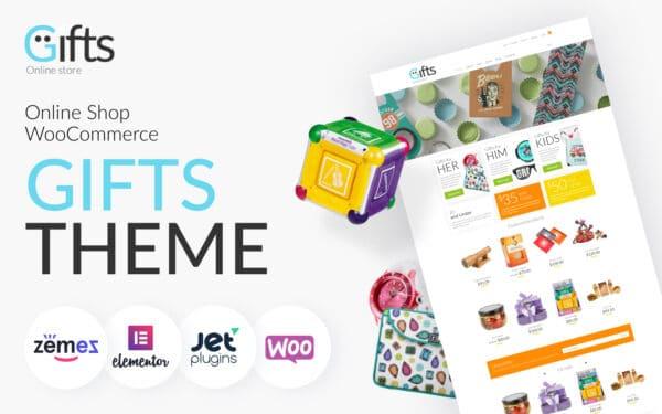 WooCommerce Verkkokauppa – Gifts Shop
