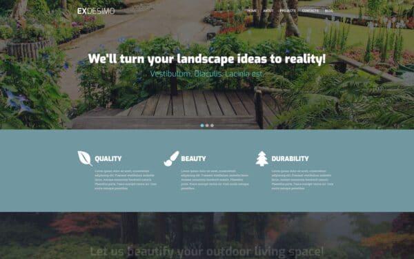 WordPress Kotisivut – Exdesimo