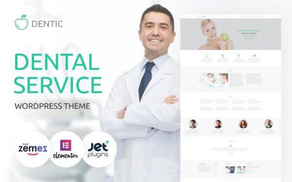 WordPress Kotisivut – Dentic