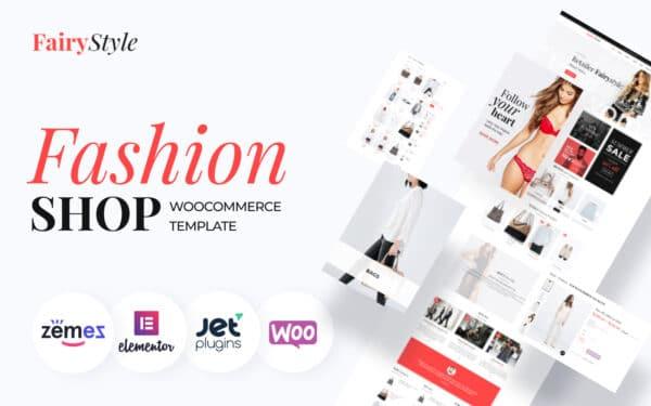 WooCommerce Verkkokauppa – Fairy Style
