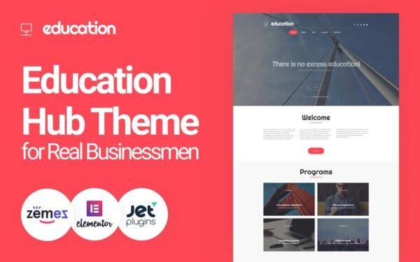 WordPress Kotisivut – Education