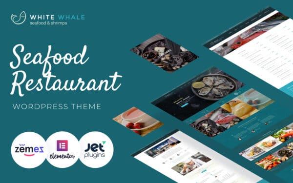 WordPress Kotisivut – White Whale