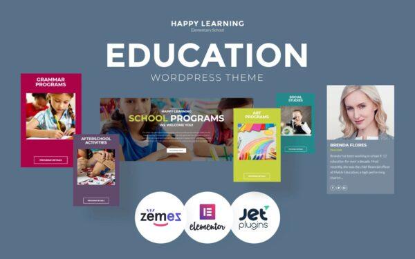 WordPress Kotisivut – Happy Learning