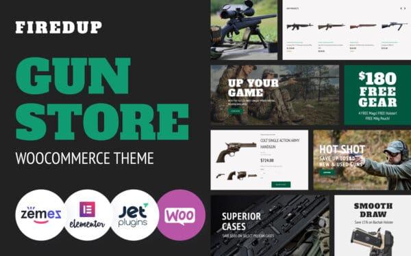 WooCommerce Verkkokauppa – Fired Up