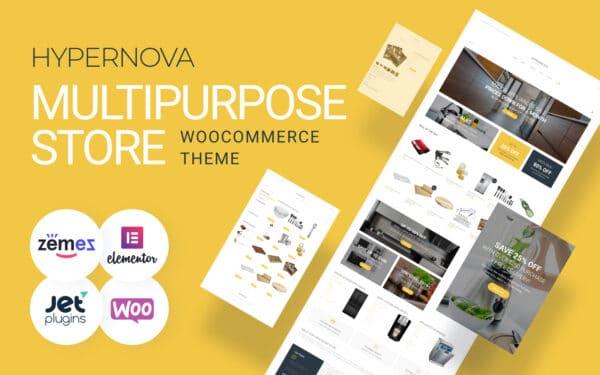 WooCommerce Verkkokauppa – Hypernova