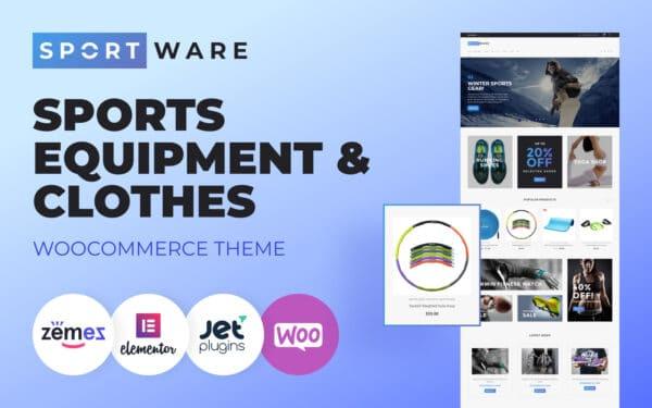 WooCommerce Verkkokauppa – SportWare
