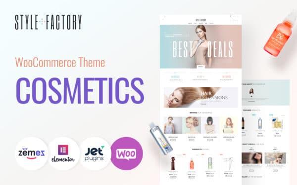 WooCommerce Verkkokauppa – Style Factory