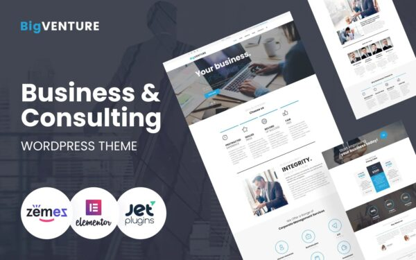 WordPress Kotisivut – BigVenture
