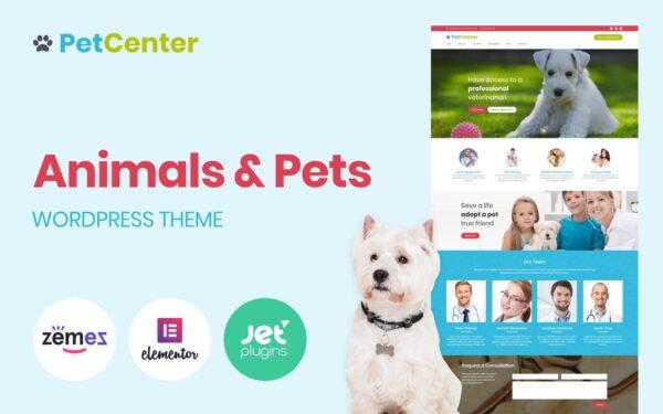 WordPress Kotisivut – PetCenter
