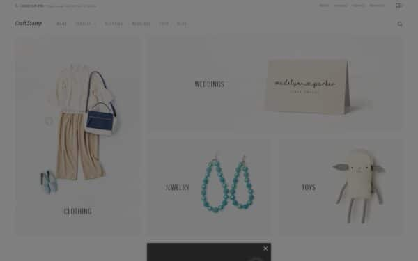 WooCommerce Verkkokauppa – Craftstamp
