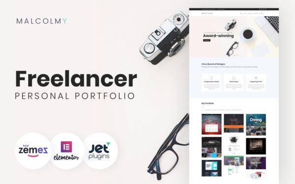 WordPress Kotisivut – MalcolmY