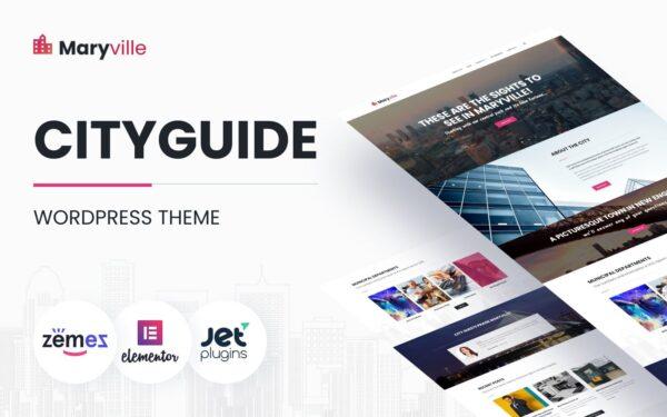 WordPress Kotisivut – Maryville