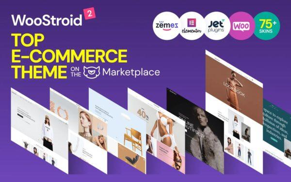 WooCommerce Verkkokauppa – Woostroid2