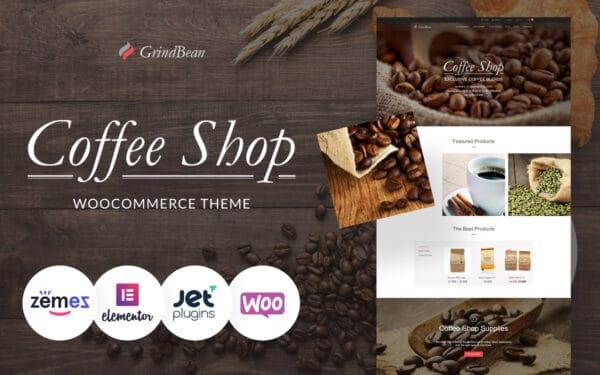 WooCommerce Verkkokauppa – CoffeeShop