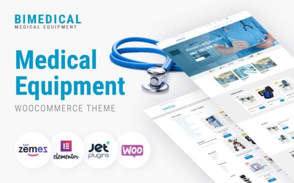 WooCommerce Verkkokauppa – Bimedical