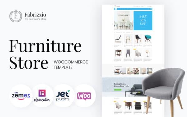 WooCommerce Verkkokauppa – Fabrizzio