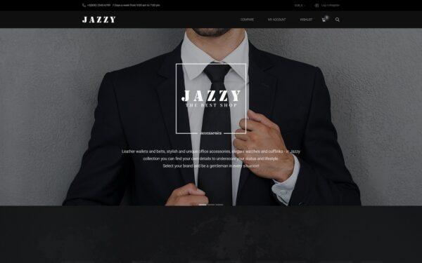 WooCommerce Verkkokauppa – Jazzy