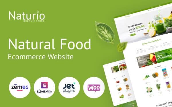 WooCommerce Verkkokauppa – Naturio