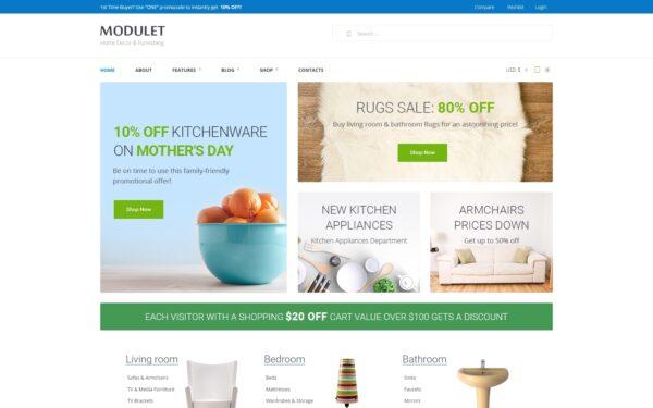 WooCommerce Verkkokauppa – Modulet