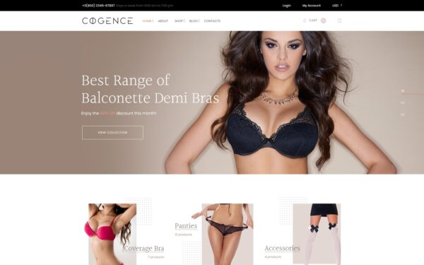 WooCommerce Verkkokauppa – Cogence