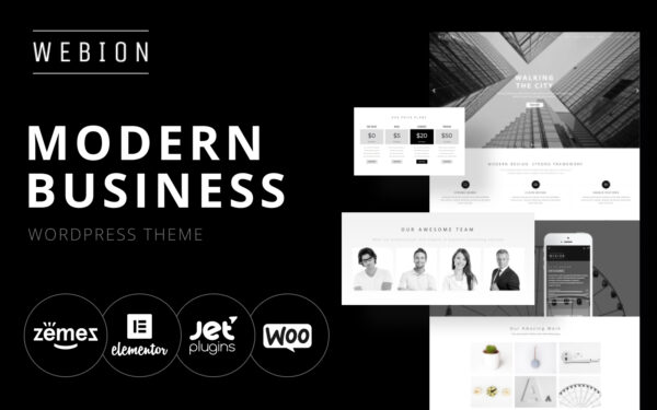 WordPress Kotisivut – Webion