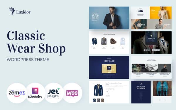 WooCommerce Verkkokauppa – Luxidor