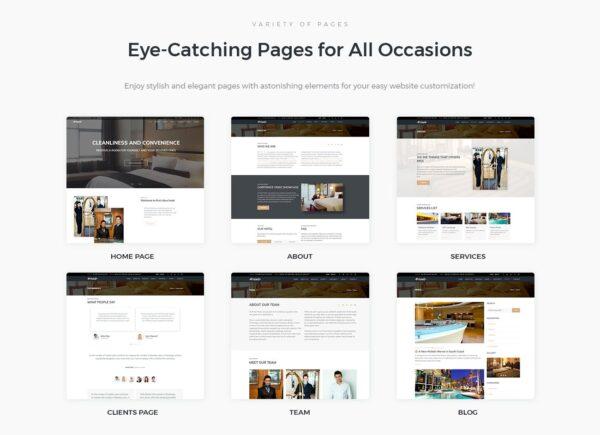 WordPress Kotisivut – Primo