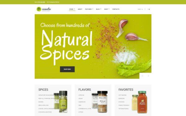 WooCommerce Verkkokauppa – Piccante