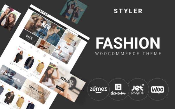 WooCommerce Verkkokauppa – Styler