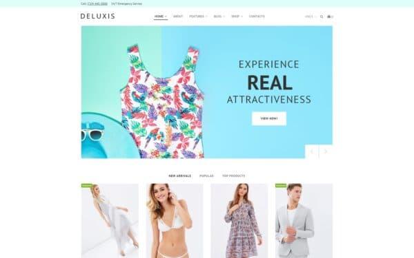 WooCommerce Verkkokauppa – Deluxis