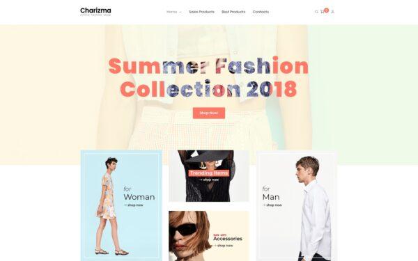 WooCommerce Verkkokauppa – Charizma