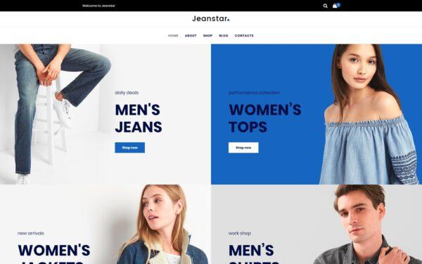 WooCommerce Verkkokauppa – Jeanstar